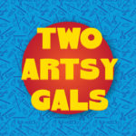Two Artsy Gals Logo